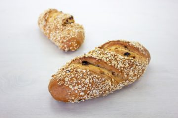 Muesli Loaf with Wheat Sourdough