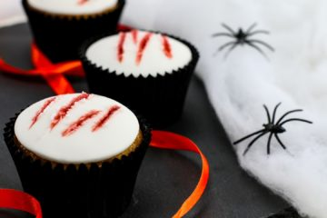 Horror Style Cupcakes