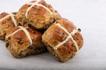 Multiseed Hot Cross Buns Recipe