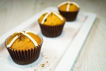 Hot Cross Muffins Recipe