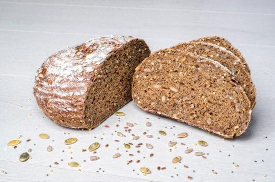 Seed Soaker Rye Bread