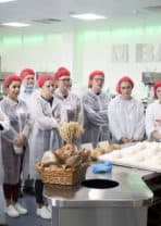 Bakels welcome students in partnership with The Worshipful Company of Bakers