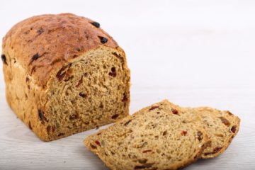 Multiseed Raisin and Cranberry Loaf Recipe