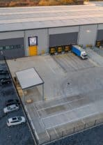 Bakels raise capacity with New Distribution Centre