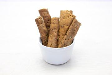 Oat and Barley Cracker Recipe