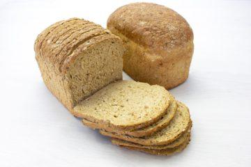 Brown Oat & Barley Bread