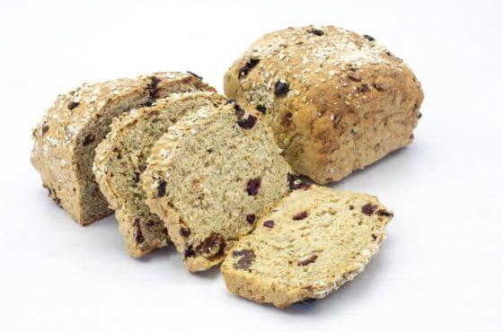 Muesli Style Oat & Barley Bread