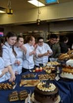 Bakels team up with Bako Wales to present Bakery Trends at Neath College