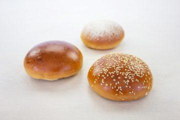 Smoked Sourdough Hamburger Buns Recipe