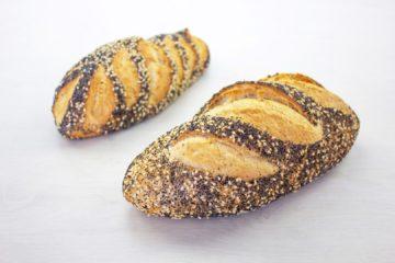 Seeded Bâtard with Wheat Sourdough