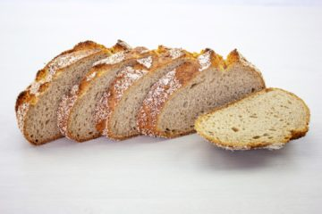 Smoked Rye-Wheat Bread Recipe