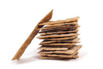 Cracker with Spelt Sourdough