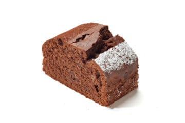 Chocolate Cake with Sourdough