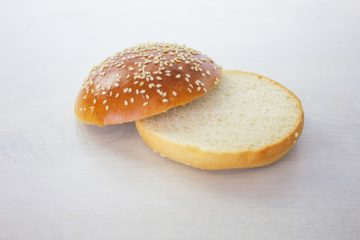 Sourdough Burger Buns Recipe