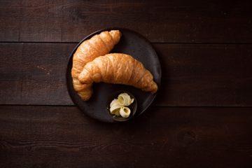 Croissant with Sourdough