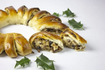 Mincemeat and Walnut Pastry Recipe