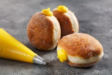RTU Cream Filling – Lemon