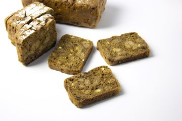 Dark Fruited Rye Bread