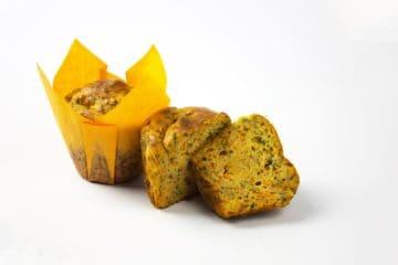 Carrot & Coriander Savoury Muffin