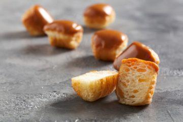 Caramel Yum Yum Bites – Vegan