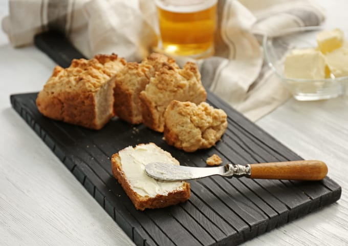 A story of COVID business pivoting: Beer Bread