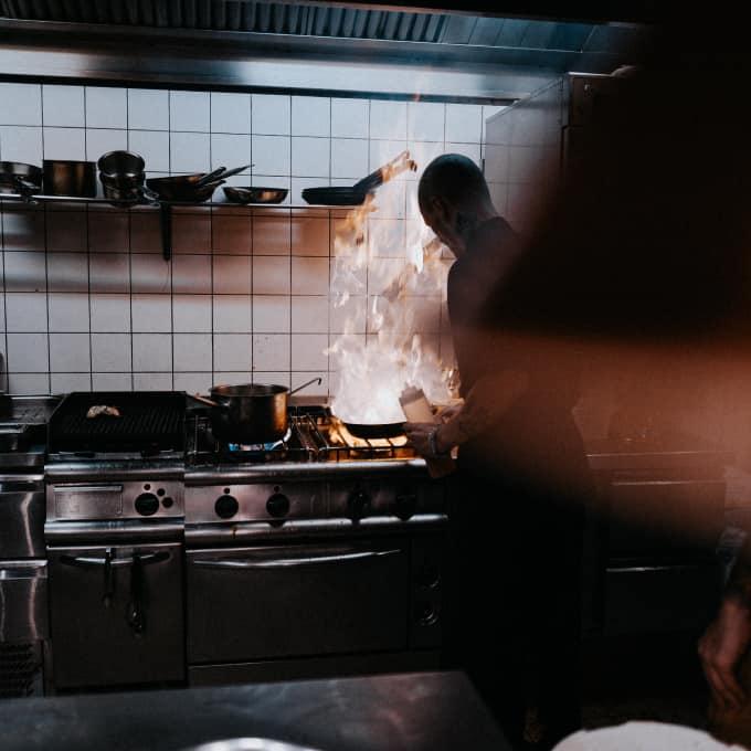 No kitchen? No worries.